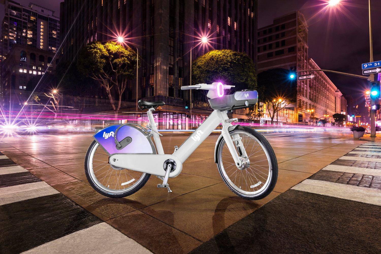 New Lyft e-bikes (source: Lyft)