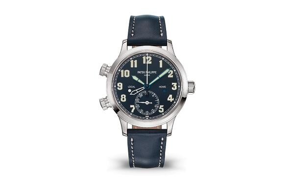 Patek Philippe Ref. 7234G-001 Calatrava Pilot Travel Time watch