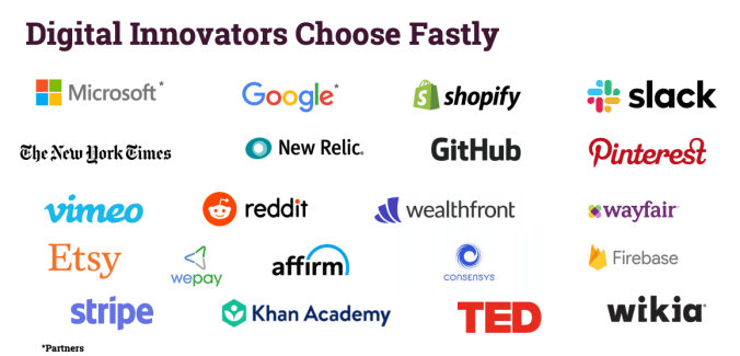 You did not hear about it, but Fastly deals with the big players (Source: Middle East Esquire)