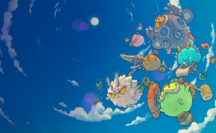 These are the monsters to collect, buy,sell, and play with on Axie Infinity (Source: Axie Infinity)