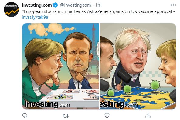 AstraZeneca gains UK vaccine approval