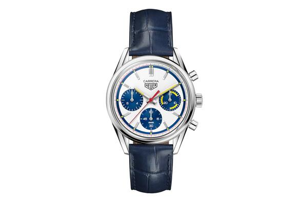 Tag Heuer Carrera 160 Years Montreal limited edition watch
