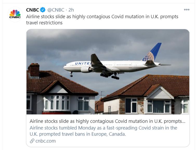 airlines uk tweet