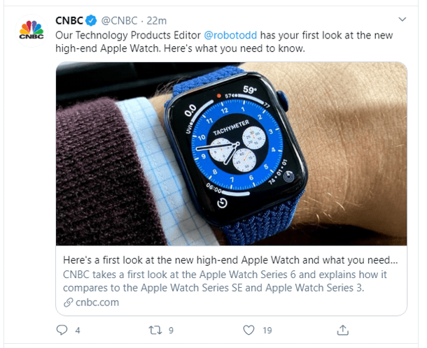 apple watch_tweet