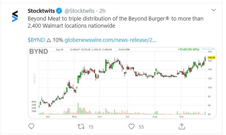 beyond meat_tweet