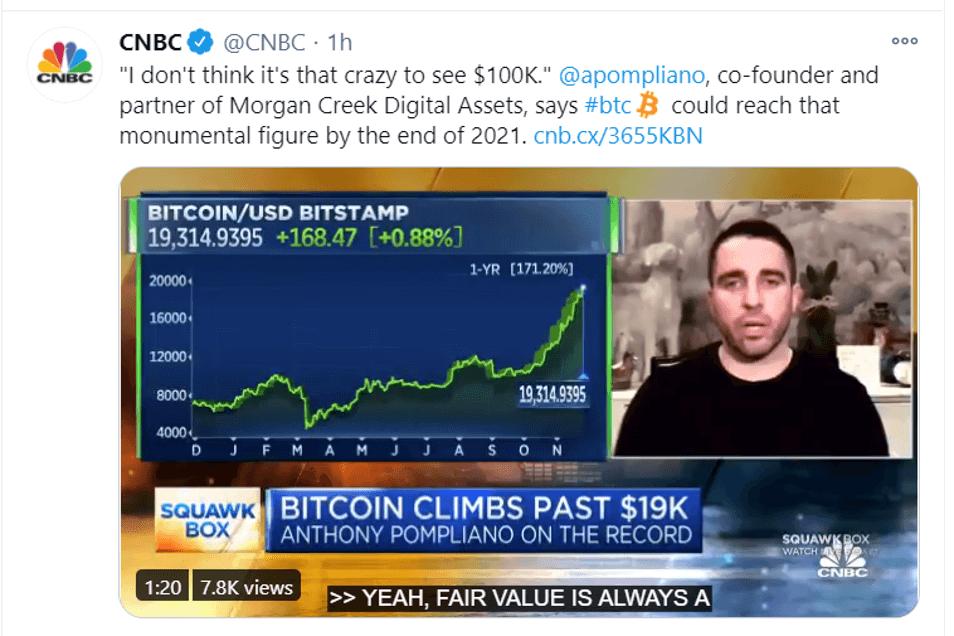 bitcoin 19 300 tweet