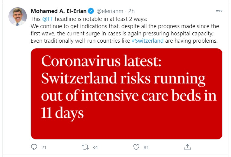covid switzerland tweet