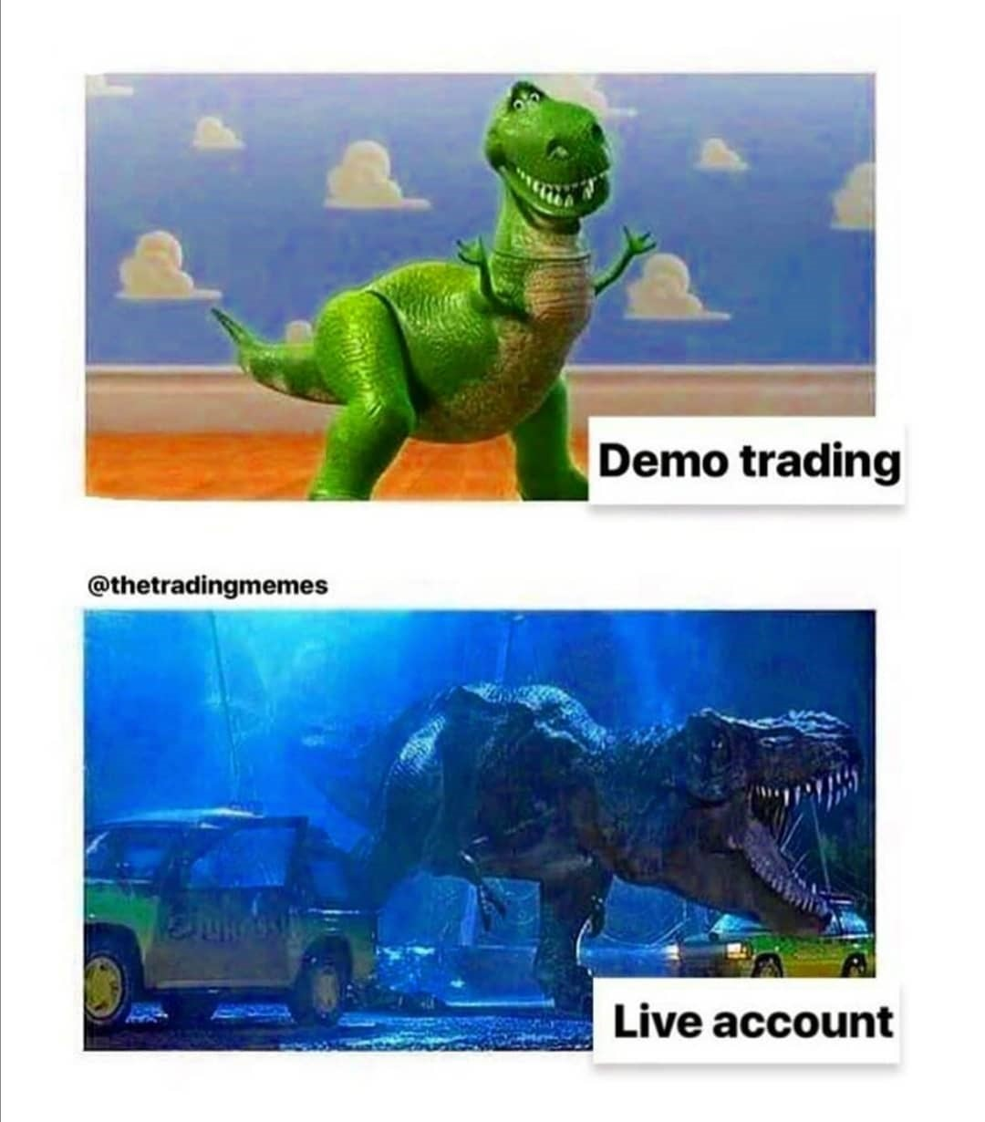 demo to live