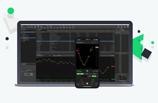 Uncomplicated and easy to use, FlowBank's trading platforms are the best trading platforms on the market.