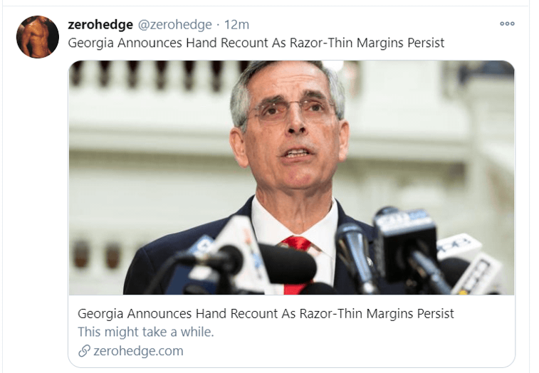 georgia tweet