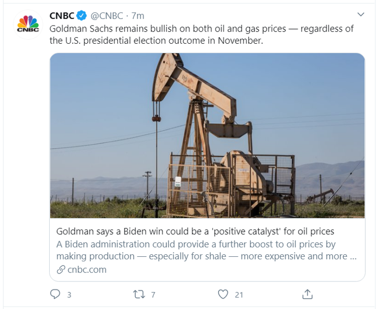 goldman oil_tweet