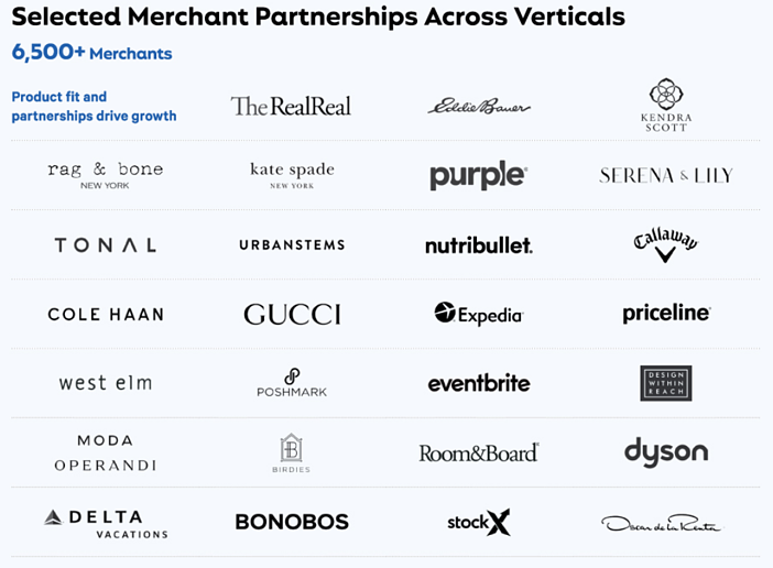 AFFIRM MERCHANT PARTNERS