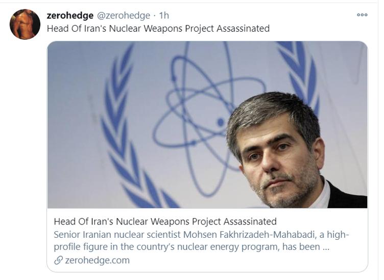 iran dead