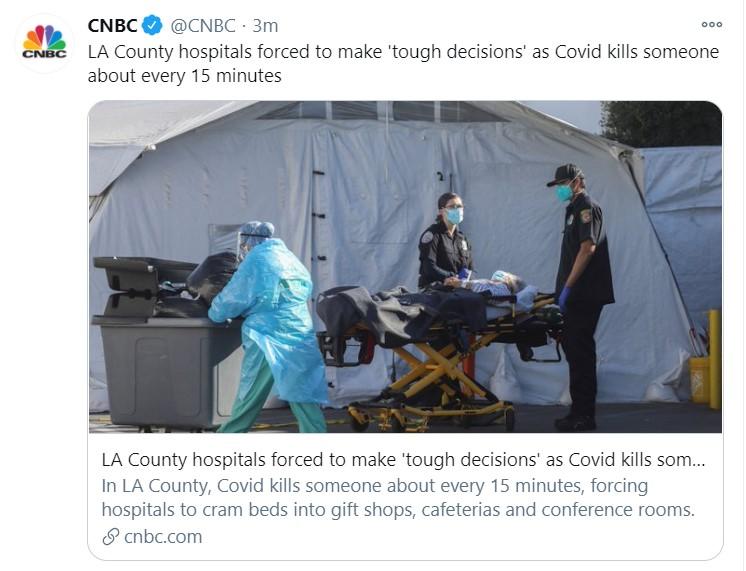 la county hospitals