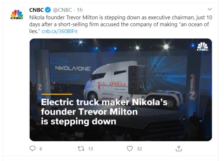 nikola tweet