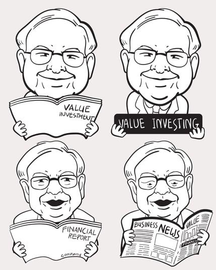 warren buffet value investing