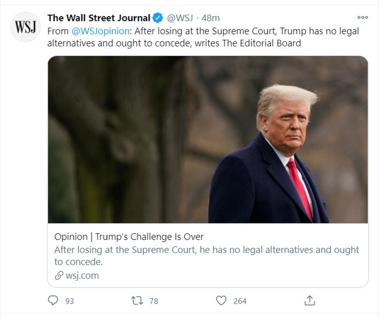 trump challenge over_tweet