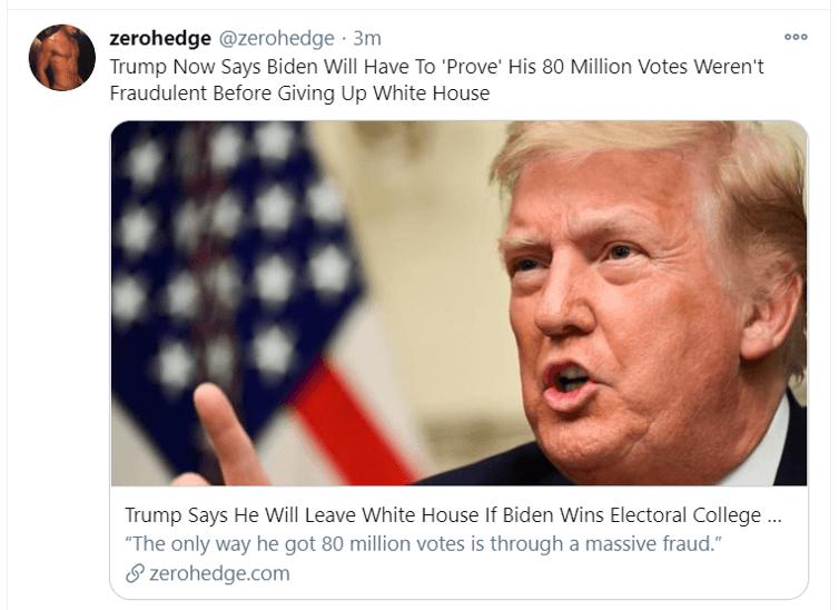 trump presidentcy