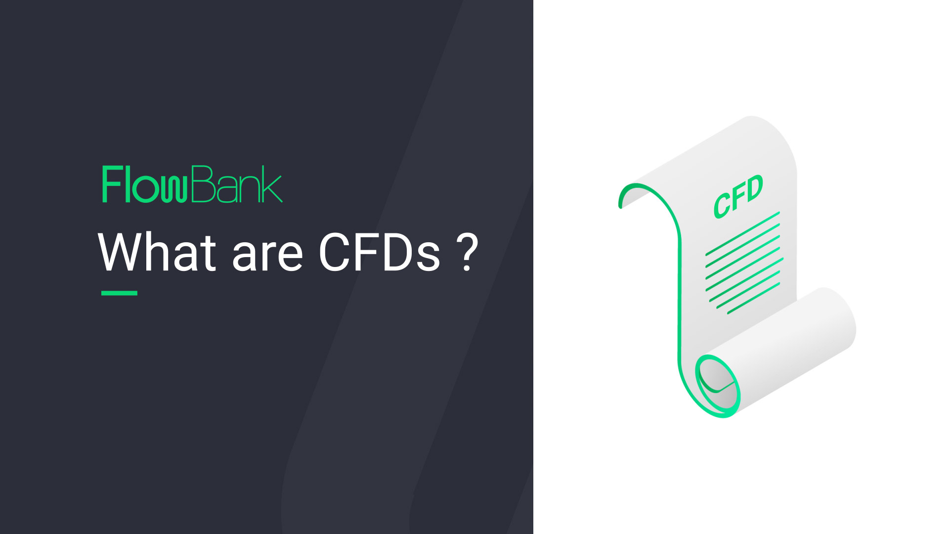 What are CFDs video