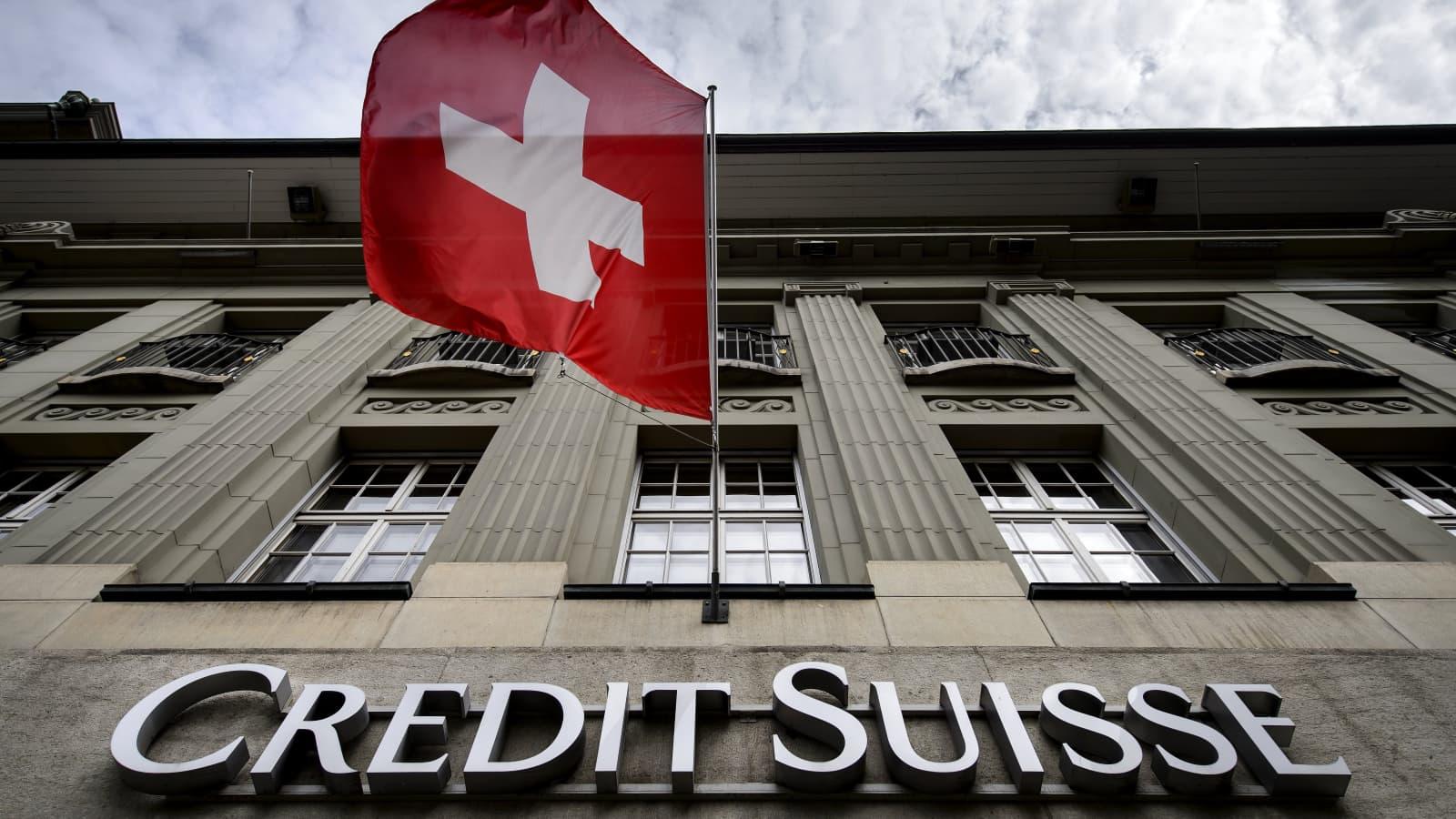 Crédit Suisse could face a collective complaint