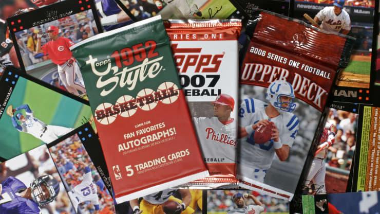 Baseball cards company Topps to go public via SPAC