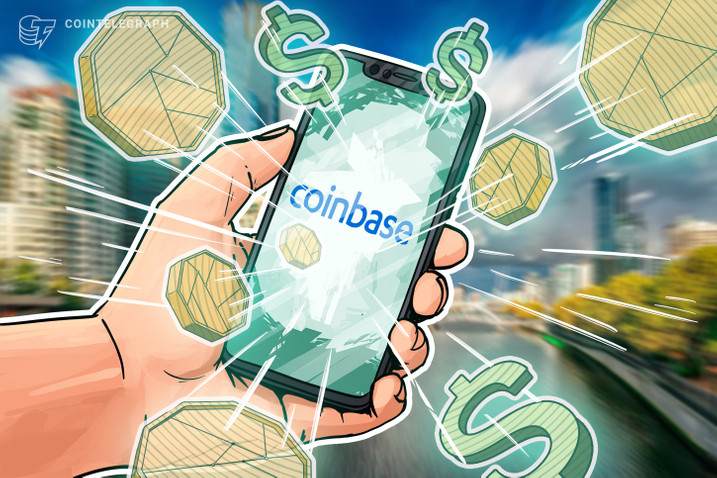 Coinbase is now the number one downloaded app on the Apple app store