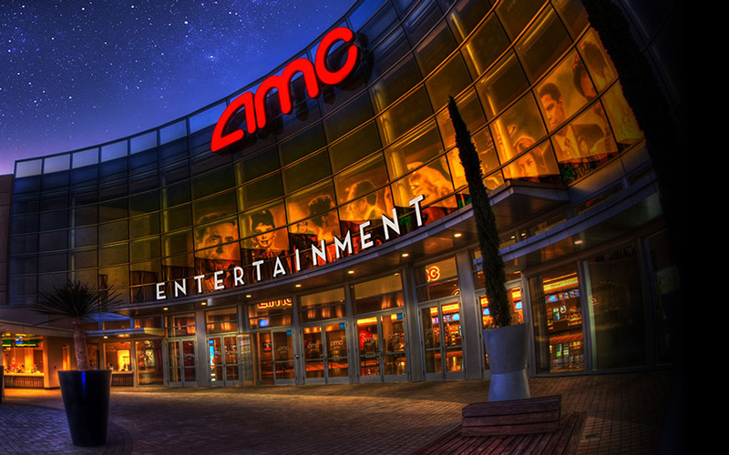 AMC will offer 43 million new shares and maybe 500 million more