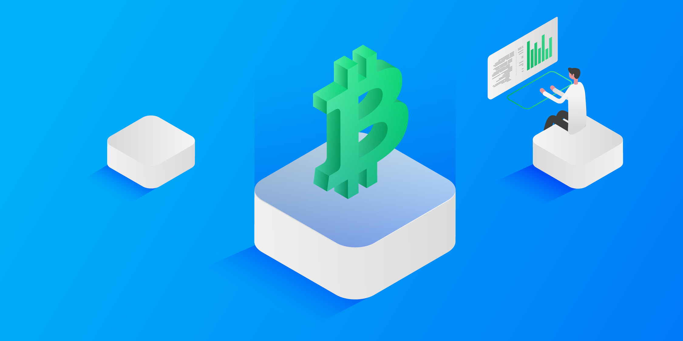 Bitcoin Handel Investition