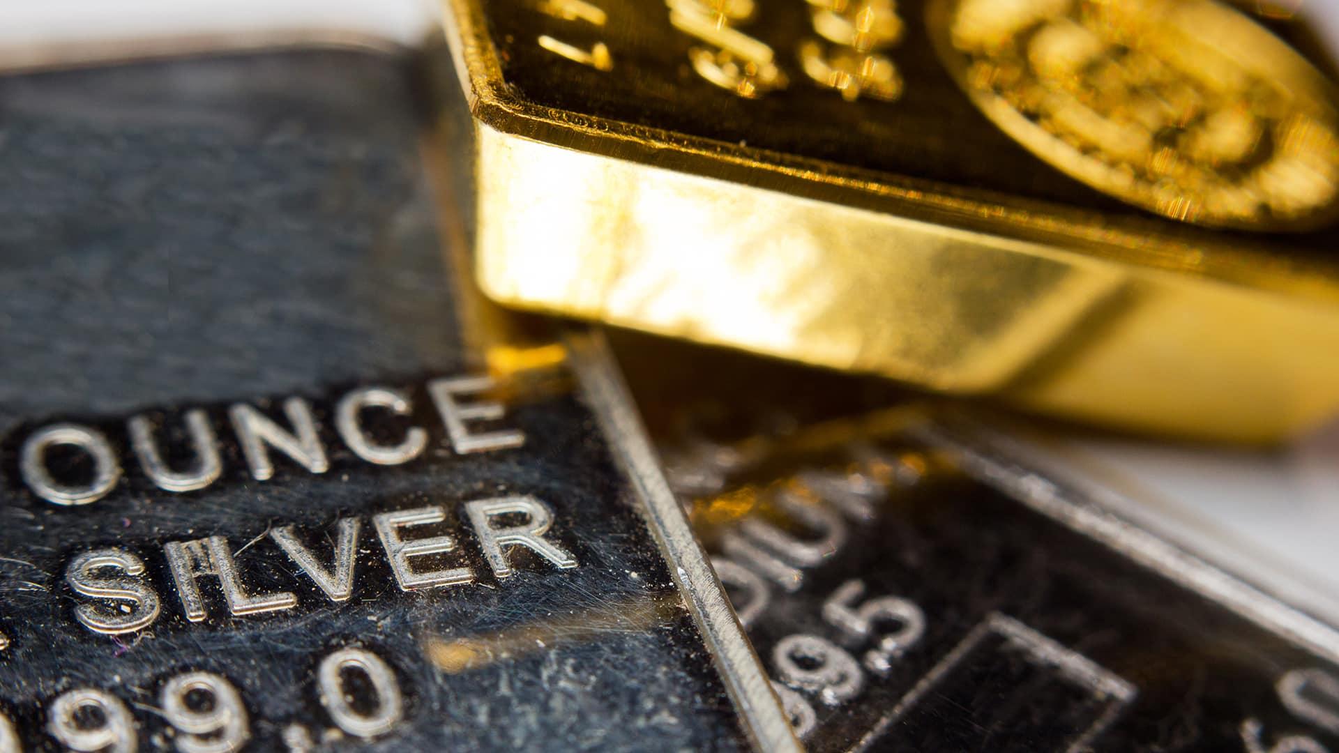 Gold / Silver Ratio