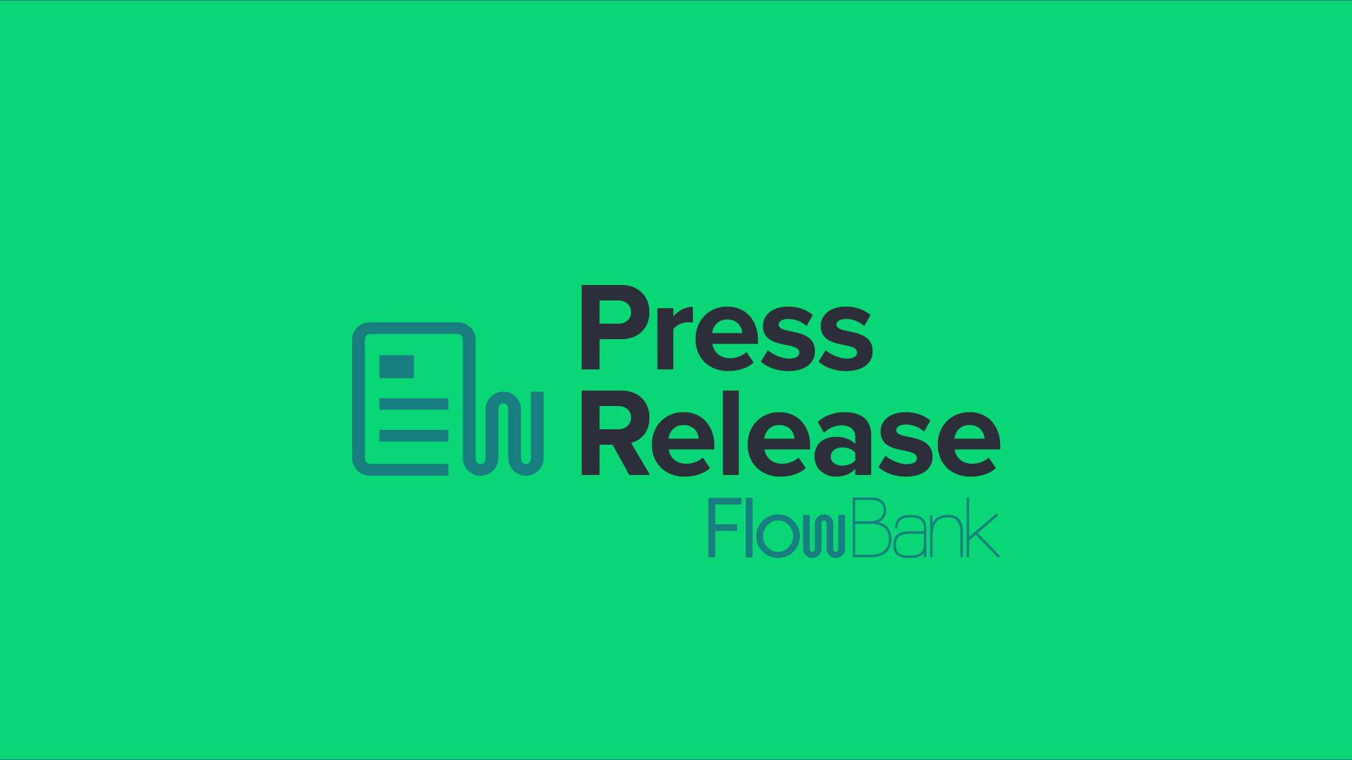 press release flowbank