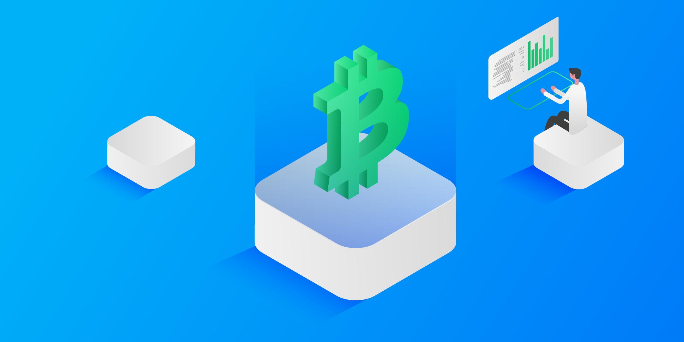 Broker für Kryptowährungen