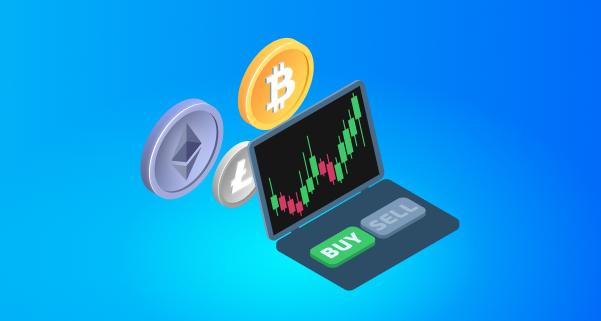 Broker pour crypto-monnaies
