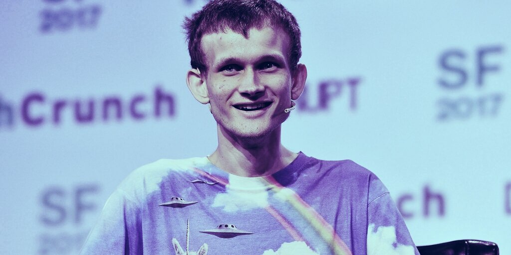 Ethereum co-founder owns over $1 billion of his token