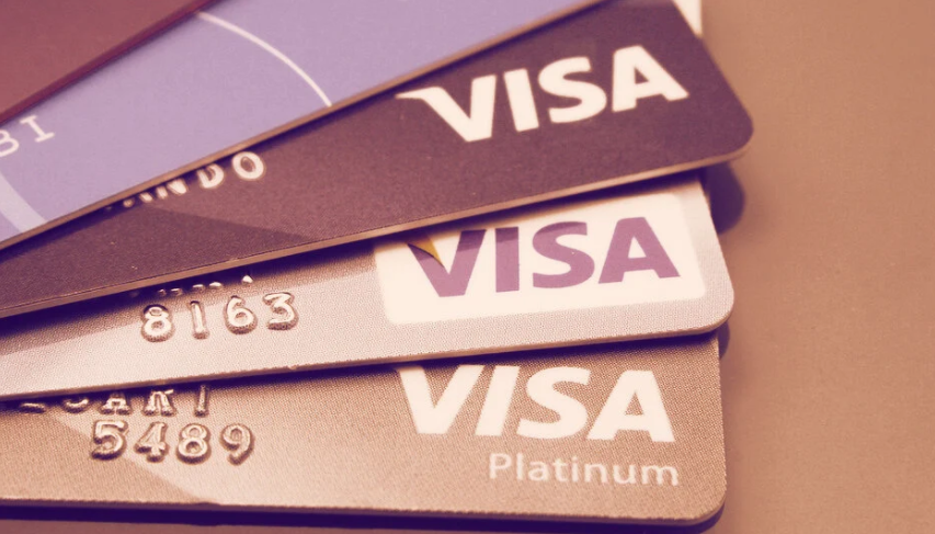 First cryptocurrency transaction completed with Visa