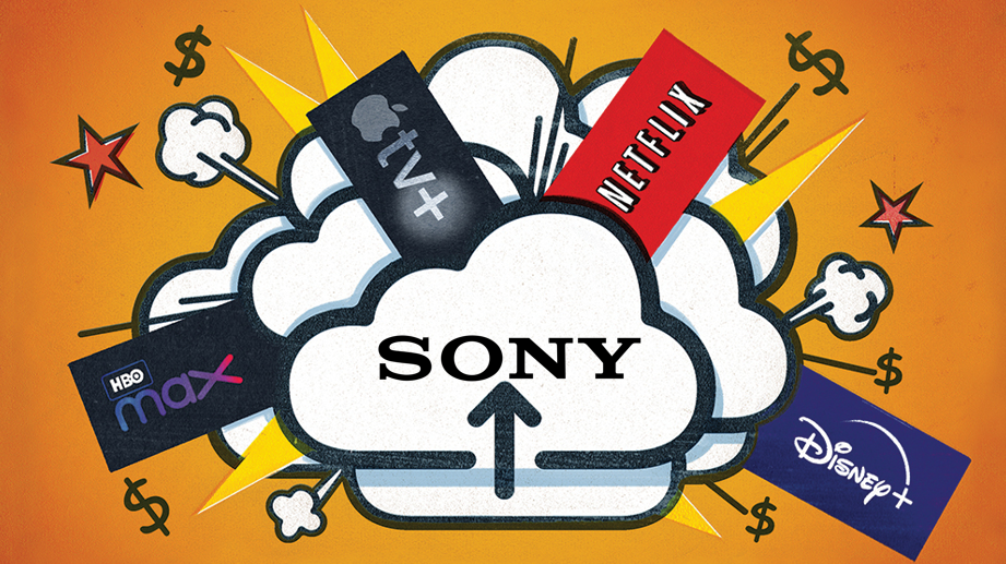 Sony's newfound success and profession as an arms dealer in streaming