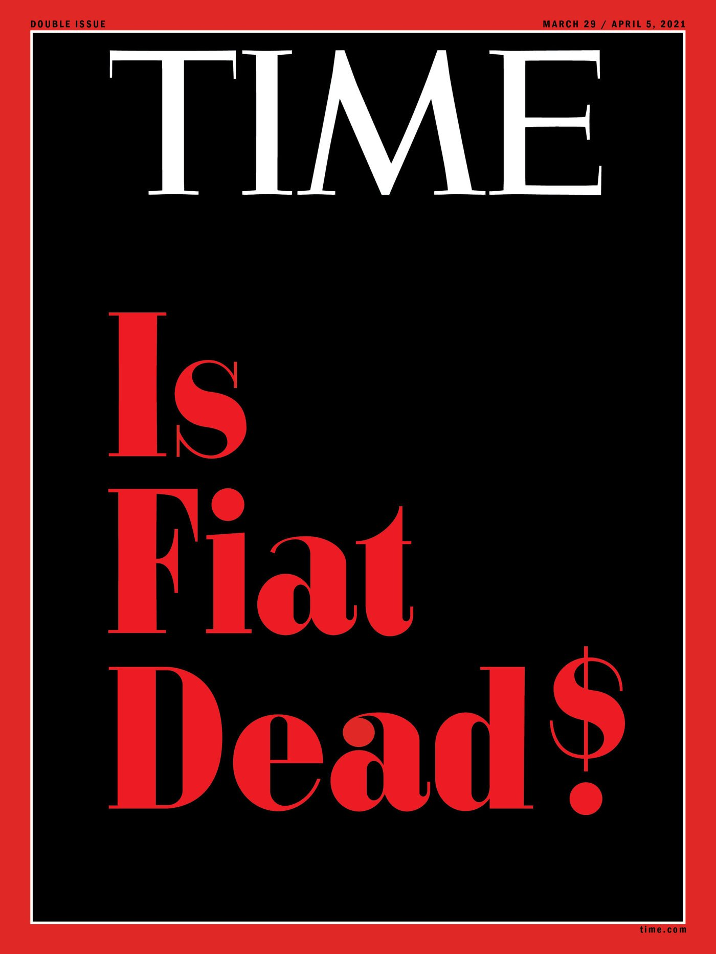 TIME Magazine sells an NFT for $130,000