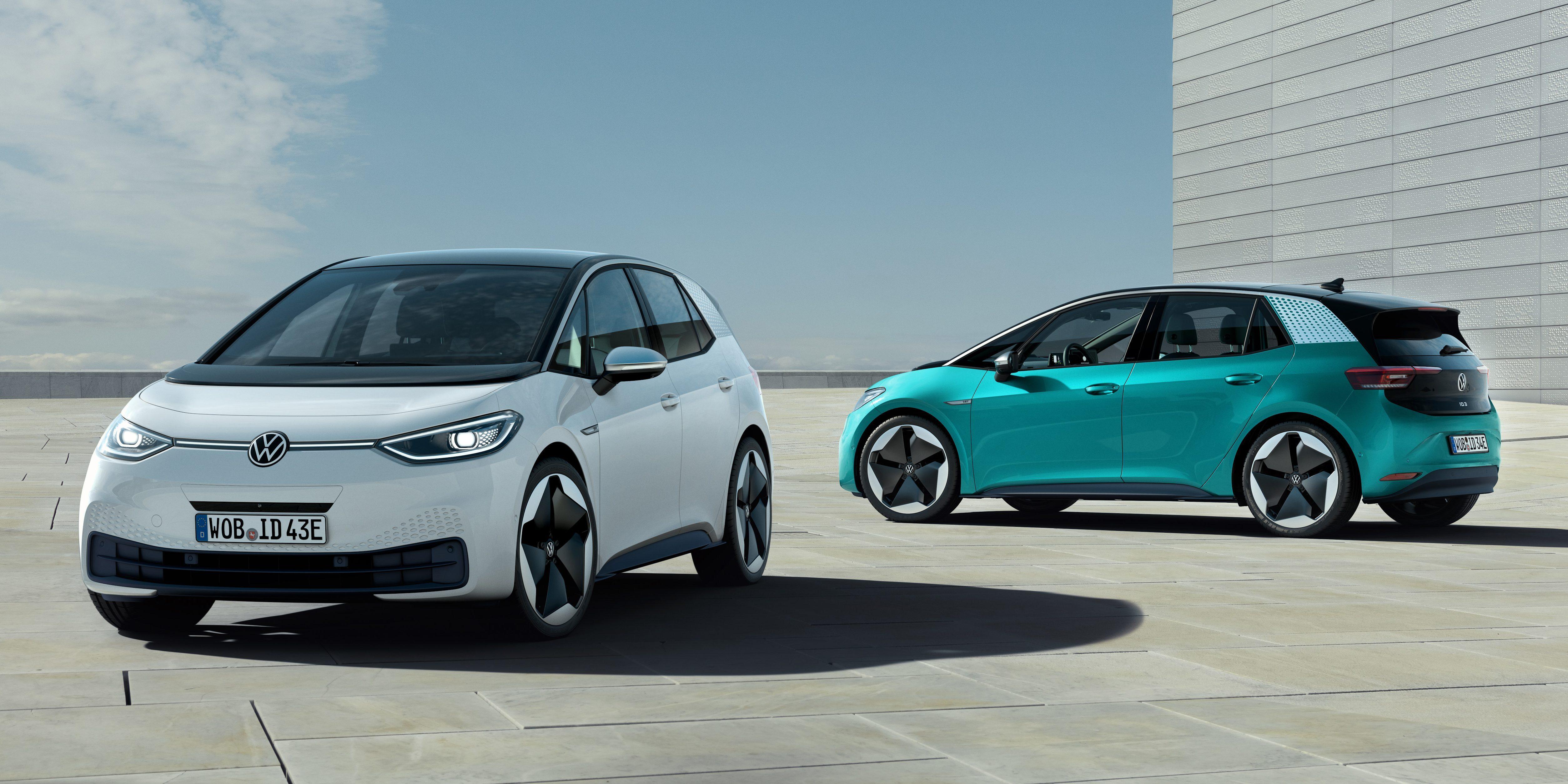 Volkswagen shoots at Tesla: building its own European giga factories