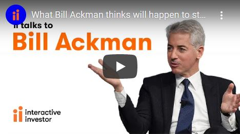 ICYMI What Bill Ackman thinks will happen to stocks in 2021