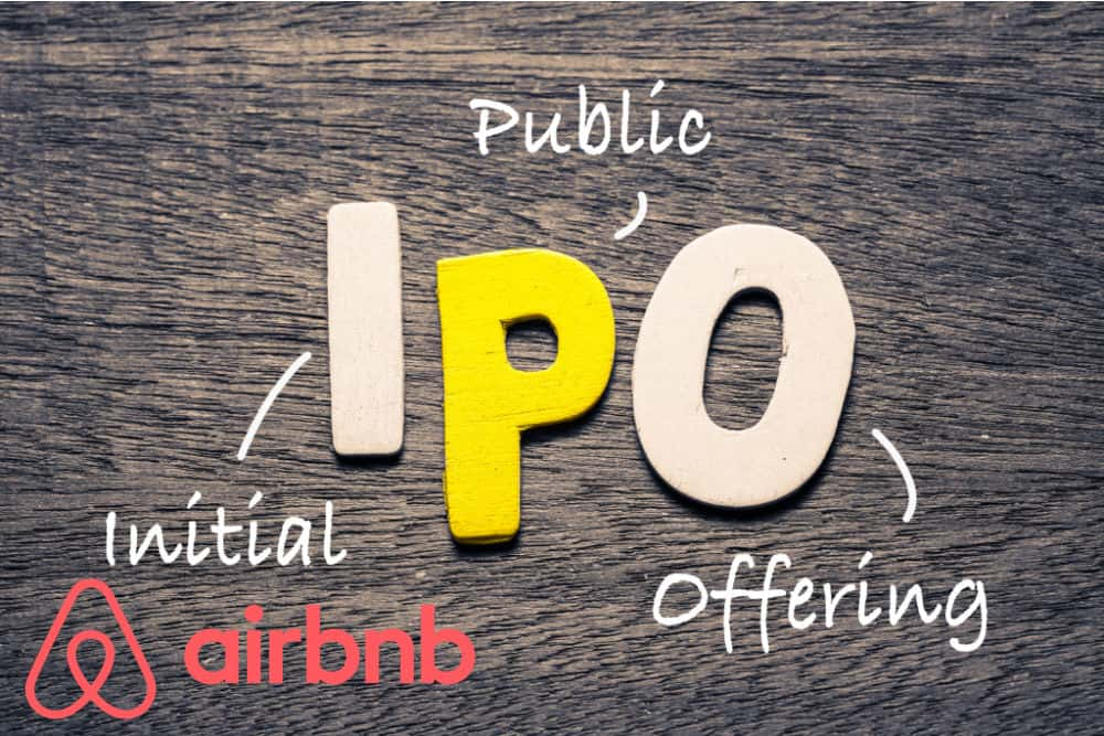 Airbnb submitted its IPO filing Monday