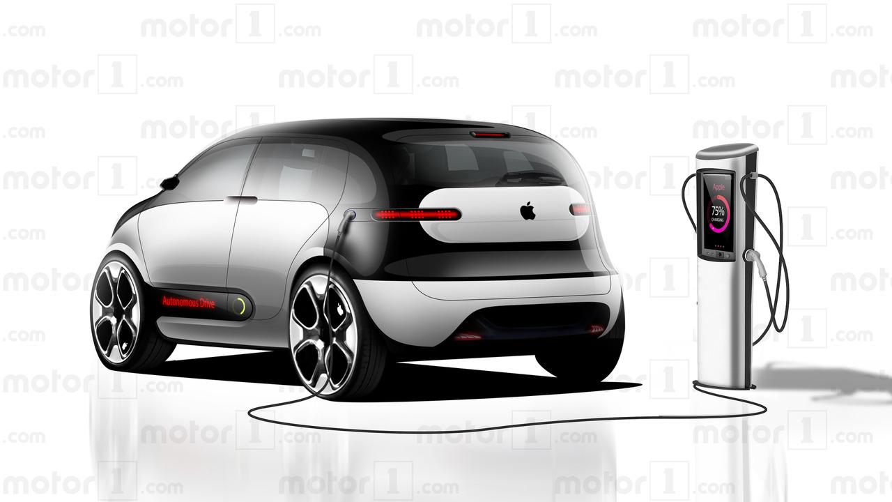 apple car prototype