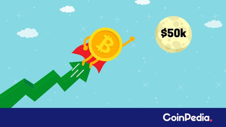 Bitcoin soars back over $50k after Citi's bullish report, China region mining ban