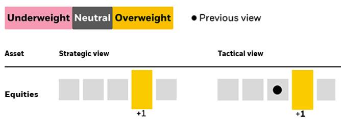 World's biggest asset manager is overweight equities - blackrock