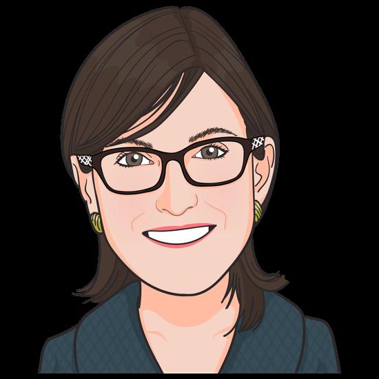 Cathie Wood on Bitcoin ETF