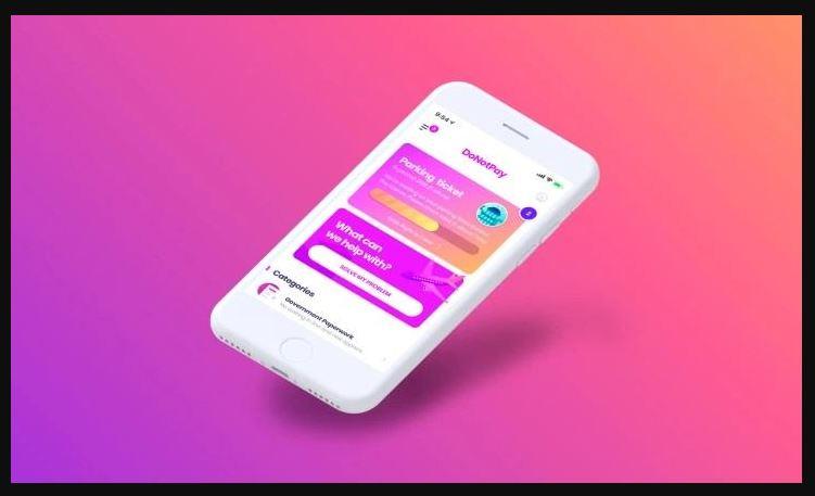 DoNotPay.com App