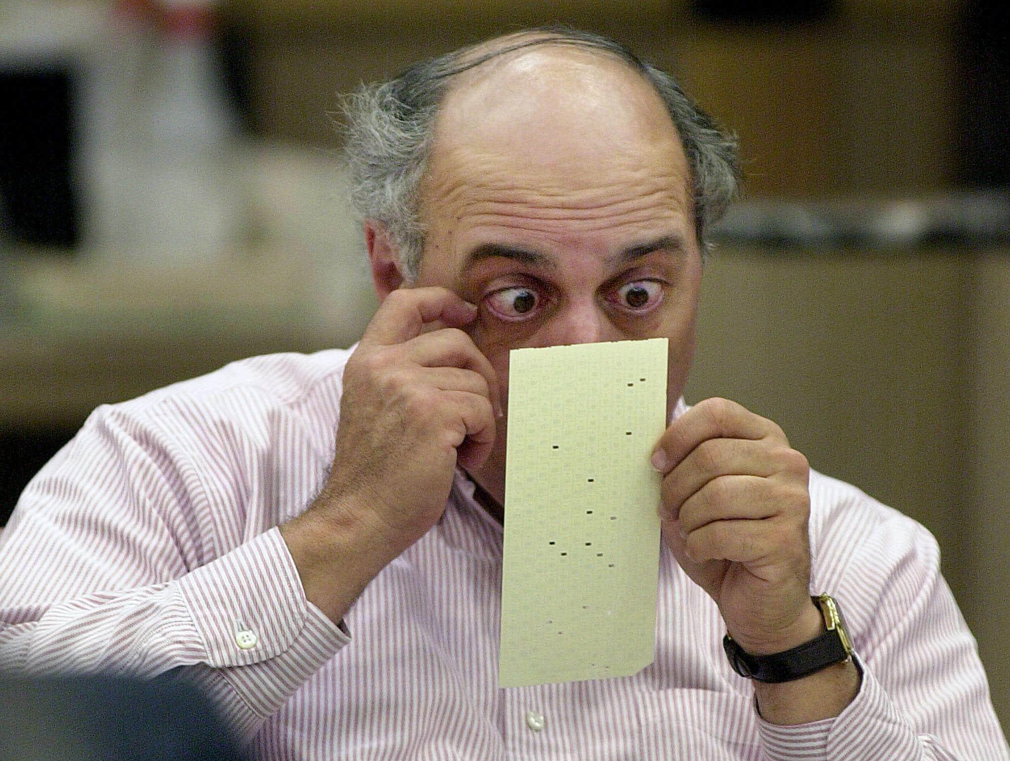 US election 2020 to feel like 2000?