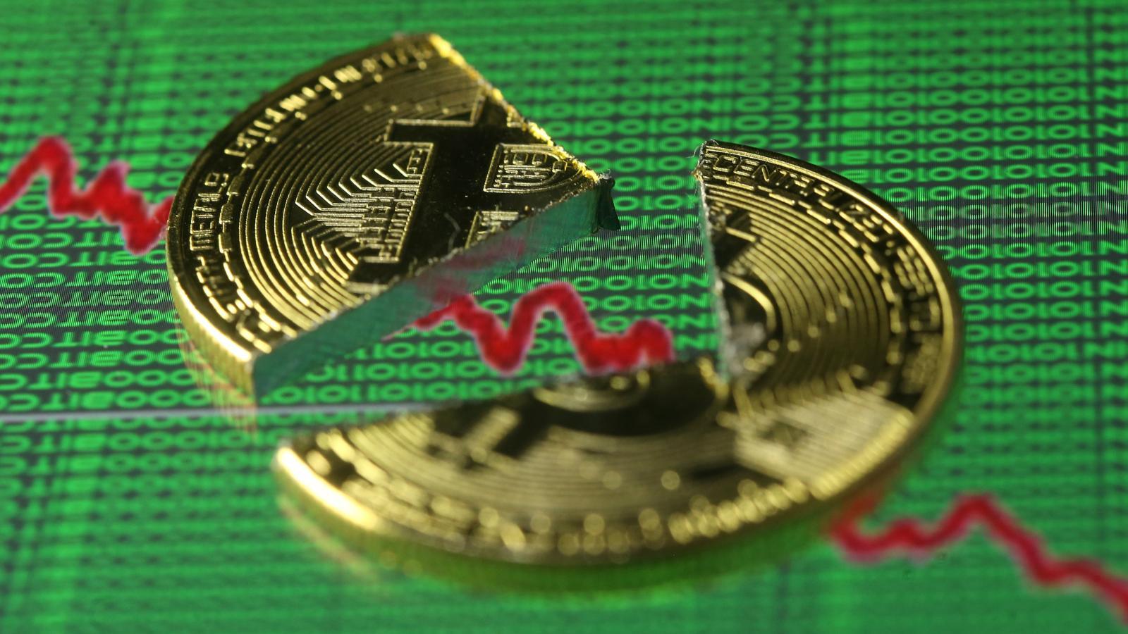 Crypto carnage