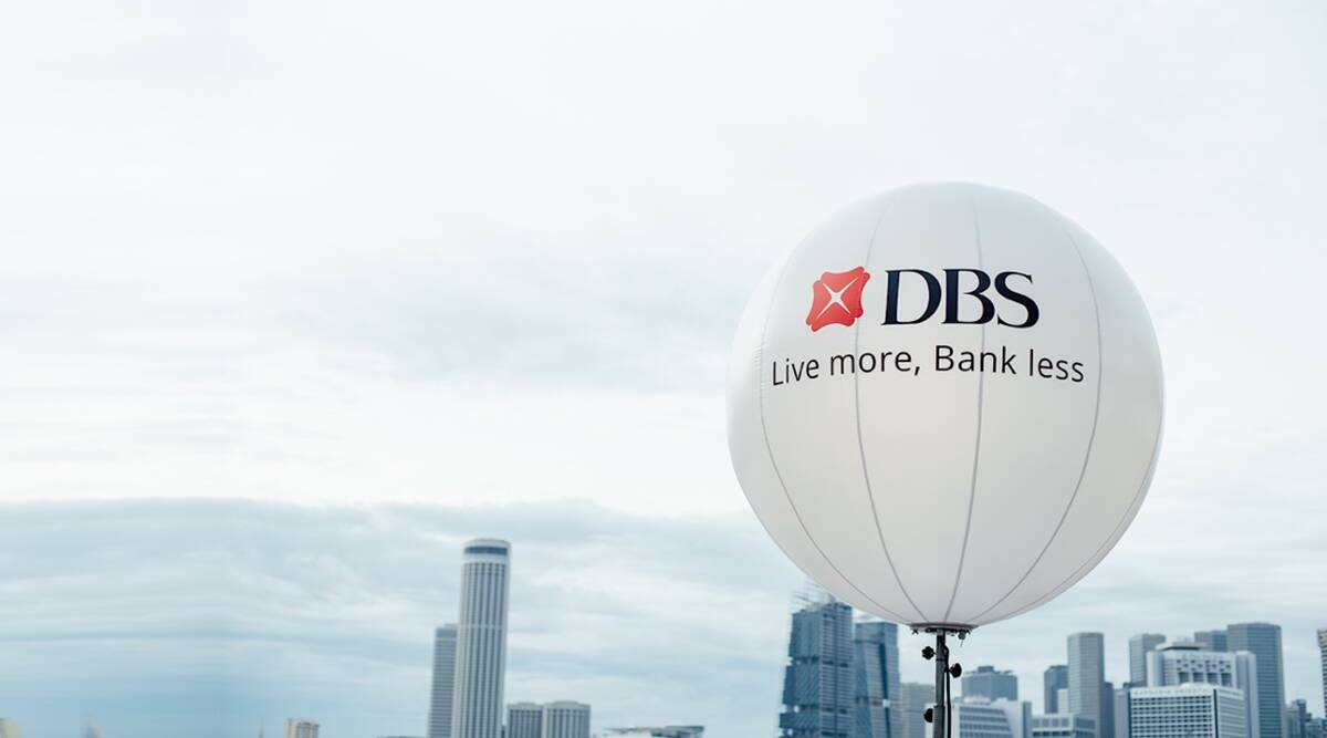 DBS made its first security token offering (STO)