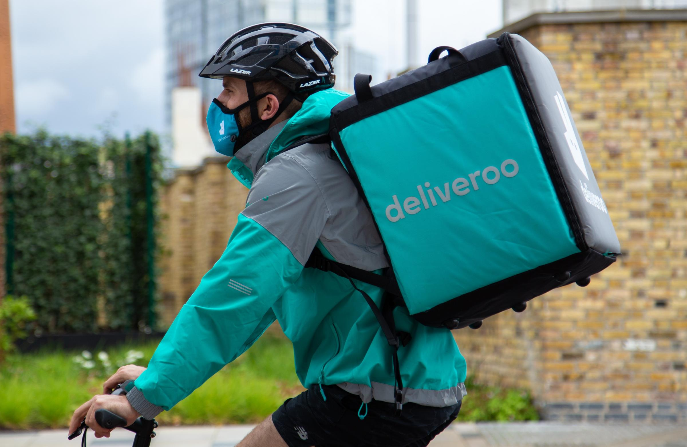 Deliveroo to list in London for potential £7.5bn IPO
