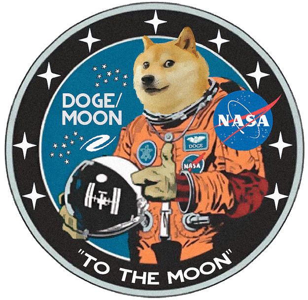 Elon Musk's SpaceX is making sure Dogecoin goes to the moon..!