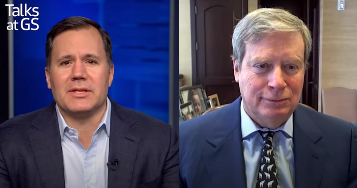 MUST WATCH: interview with hedge fund titan Stanley Druckenmiller